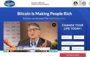 Crypto Superstar homepage