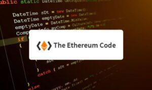 Ethereum Code login
