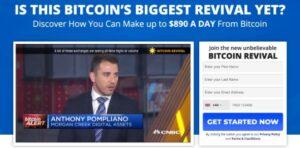 bitcoin bank homepage
