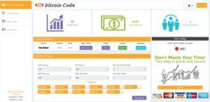 bitcoin code trade room