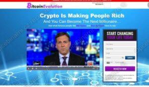 bitcoin evolution login