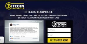 bitcoin loophole Homepage register