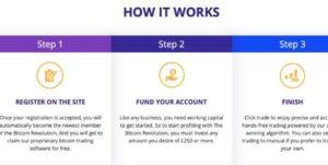 bitcoin revolution official website Login