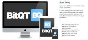 bitqt homepage
