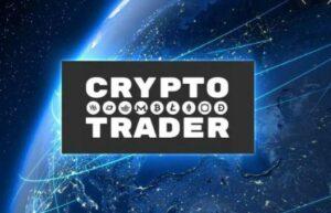 crypto trader homepage