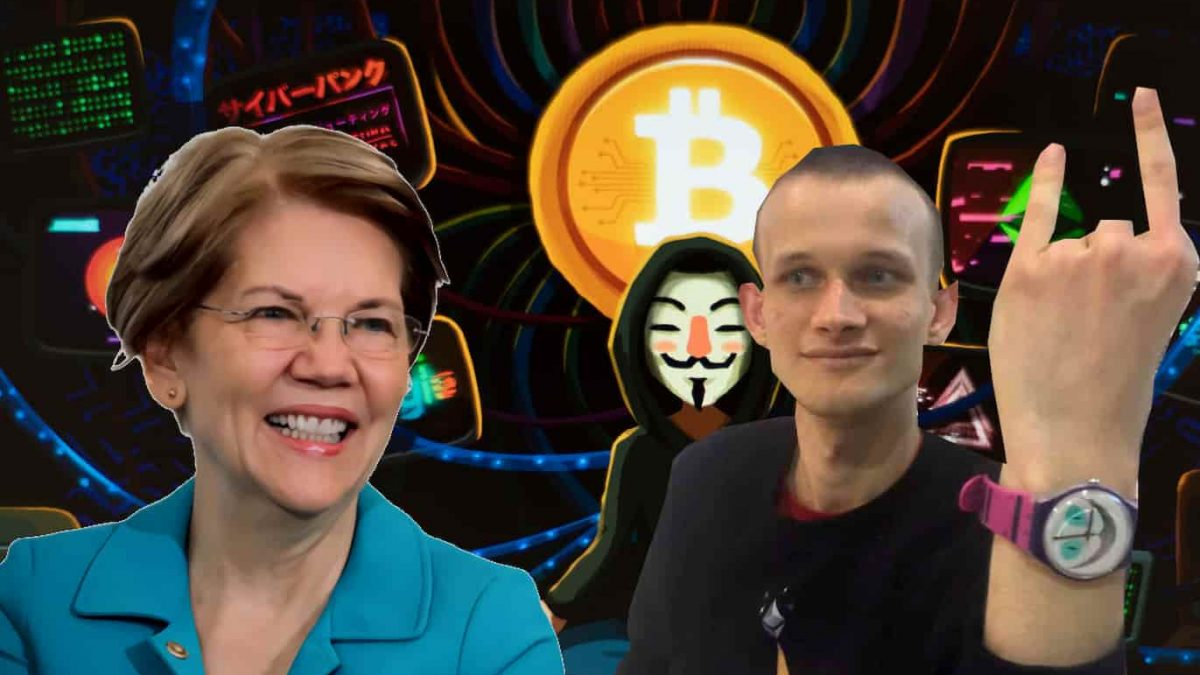 Cryptocurrencies are controlled by shady developers, says senator
