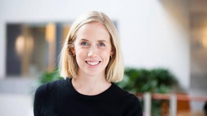 Sofia Aulin, sustainability manager at Länsförsäkringar's fund company.